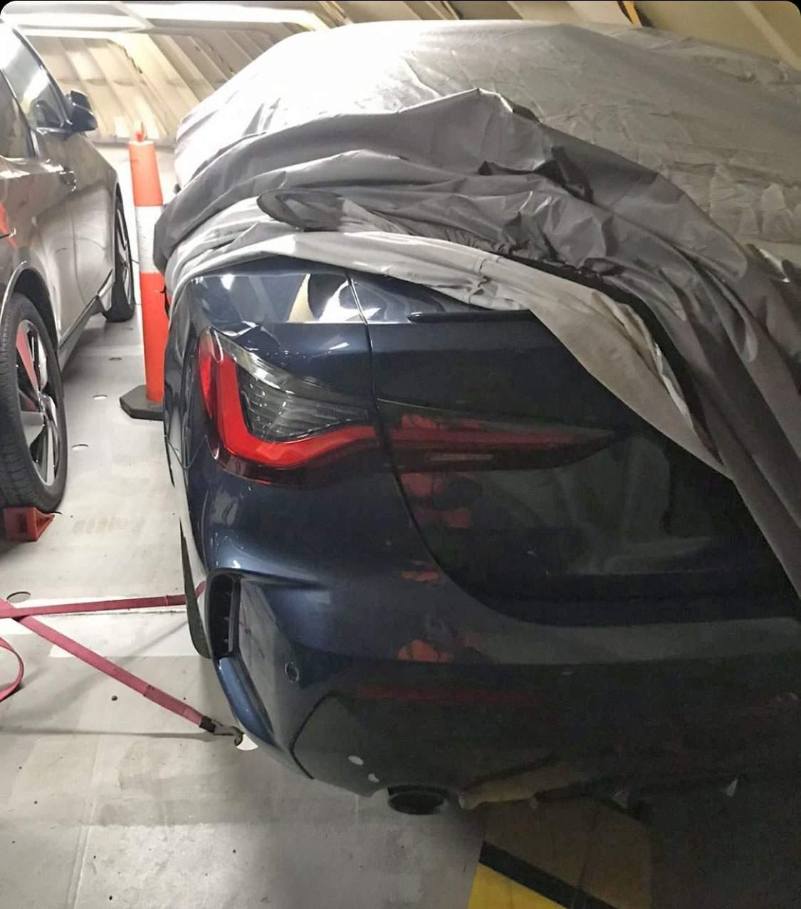 BMW 4 Series 2020