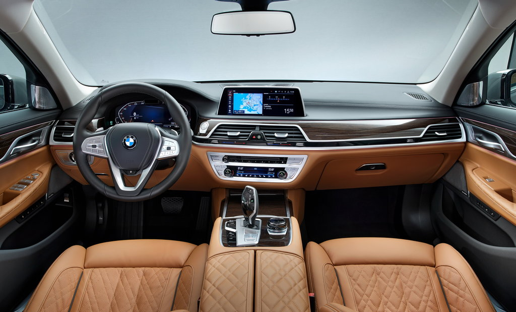 Bmw 7 series 2019-2020 Interior