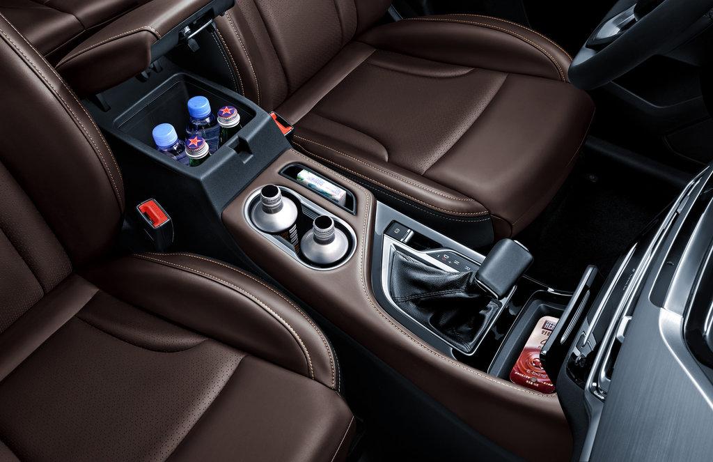Changan CS35 Plus Interior