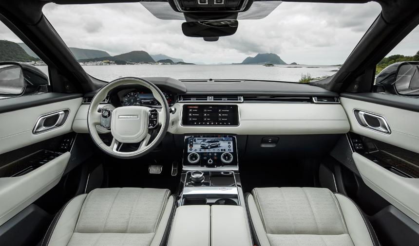 Range Rover Velar 2019 Interior