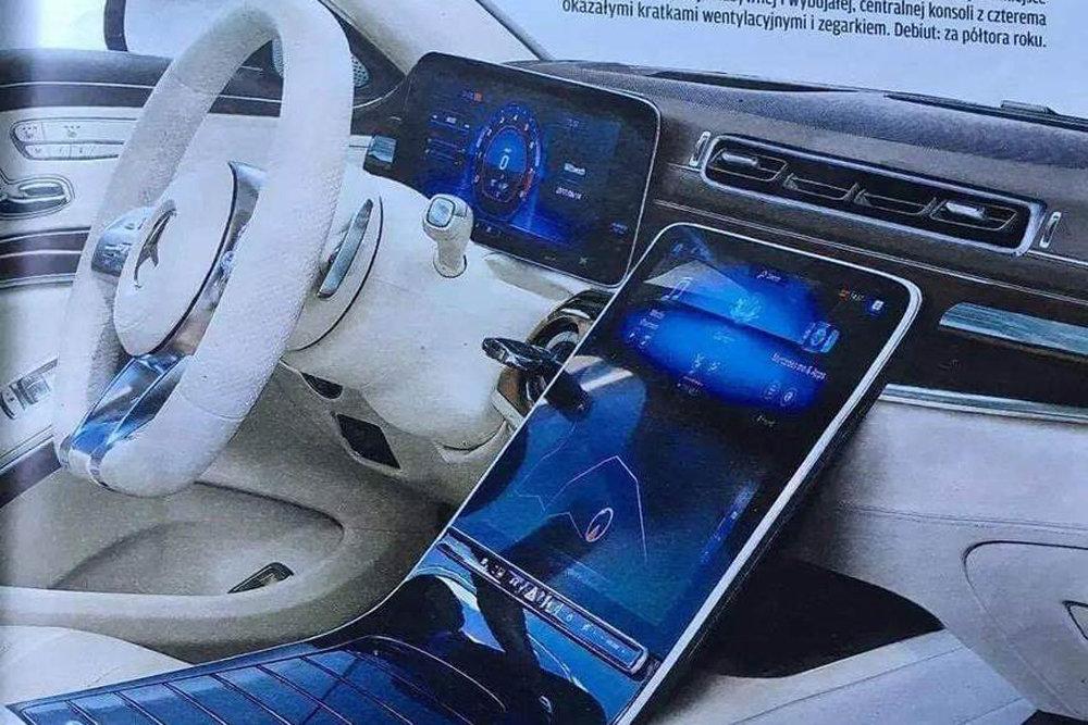 Mercedes S 2020 W223