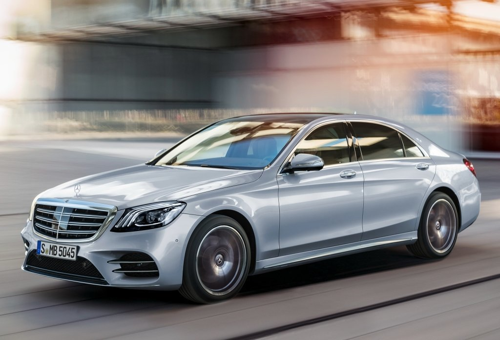 Mercedes S-Class 2021