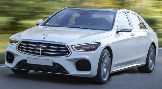 Mercedes S 2021