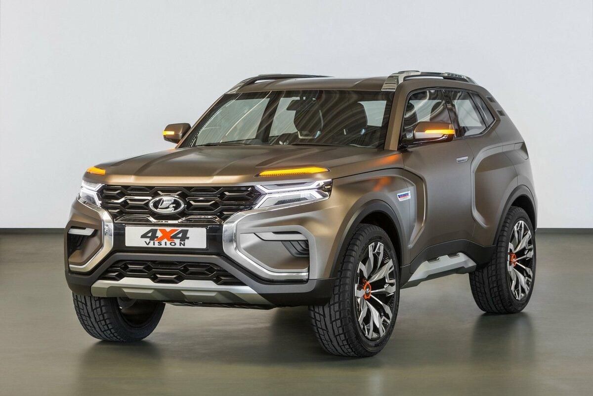 Niva Lada Vision 4x4 2021