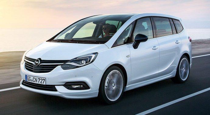 Opel Zafira 2019