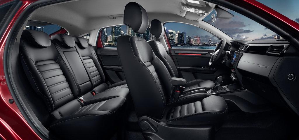 Renault Arkana 2019 Interior