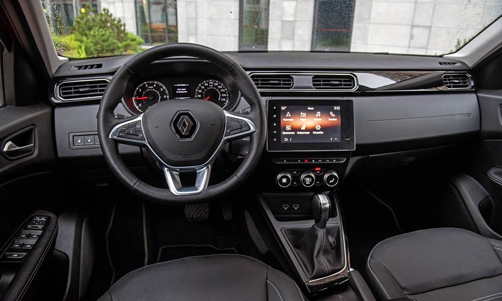 Renault Arkana 2020 Interior