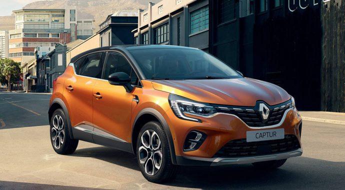 Renault Kaptur 2020
