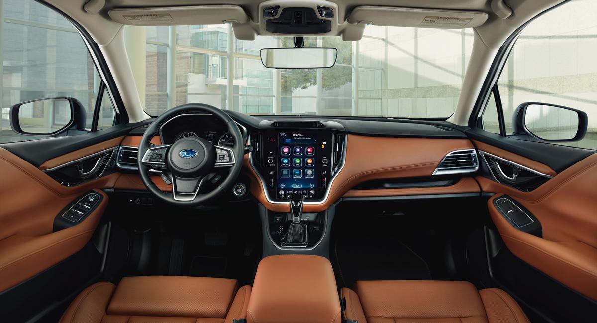 Subaru Legacy 2020 Interior