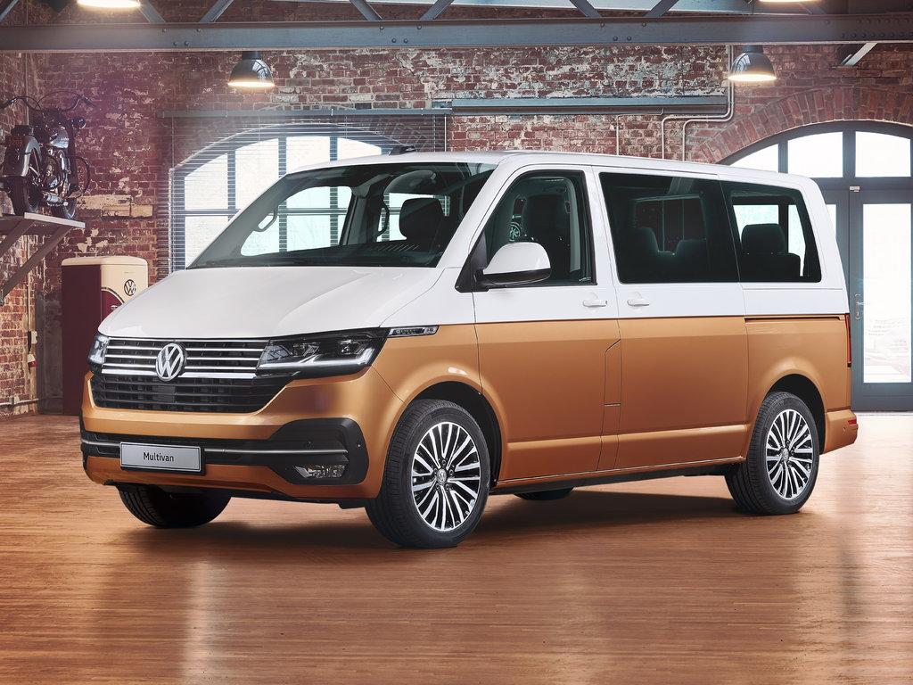 Volkswagen Multiven 2019