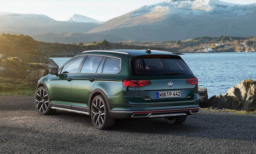 Volkswagen Passat b8 2020