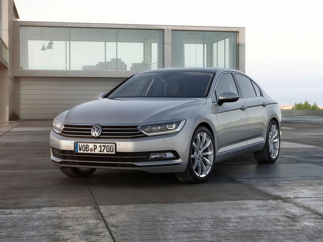 Volkswagen Passat b8 2021