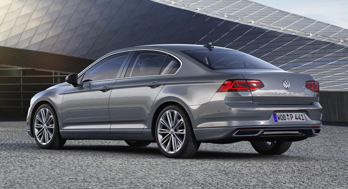 Volkswagen Passat b8 2019