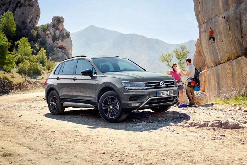 Volkswagen Tiguan 2020 Offroad
