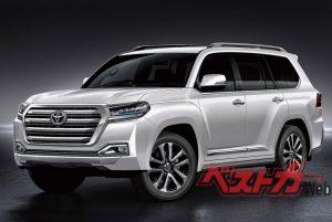 Toyota Land Cruiser 300 2020