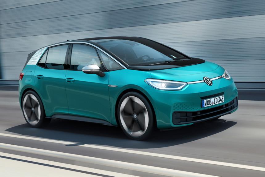 Volkswagen Id3 2020