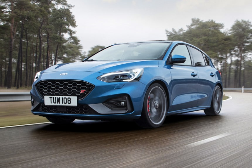Ford Focus 4 2019