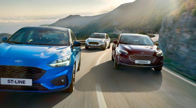Ford Focus 4 2020