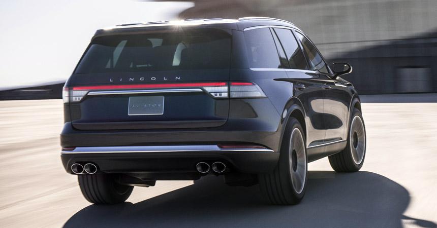 Lincoln Aviator 2019