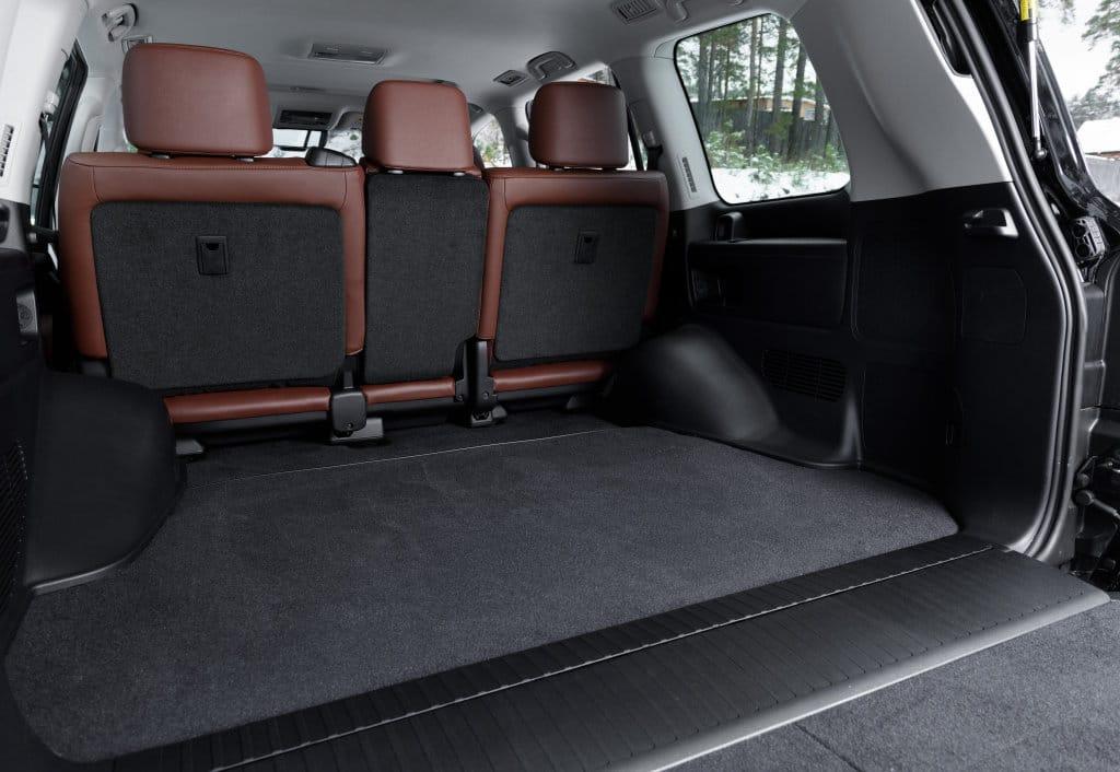 Toyota Land Cruiser 200 2019Toyota Land Cruiser 200 2019
