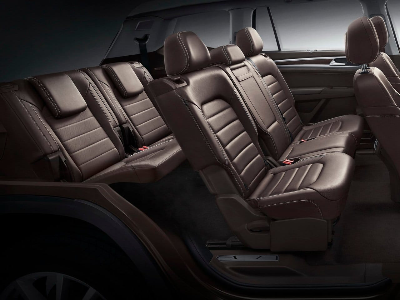 Volkswagen Teramont Interior