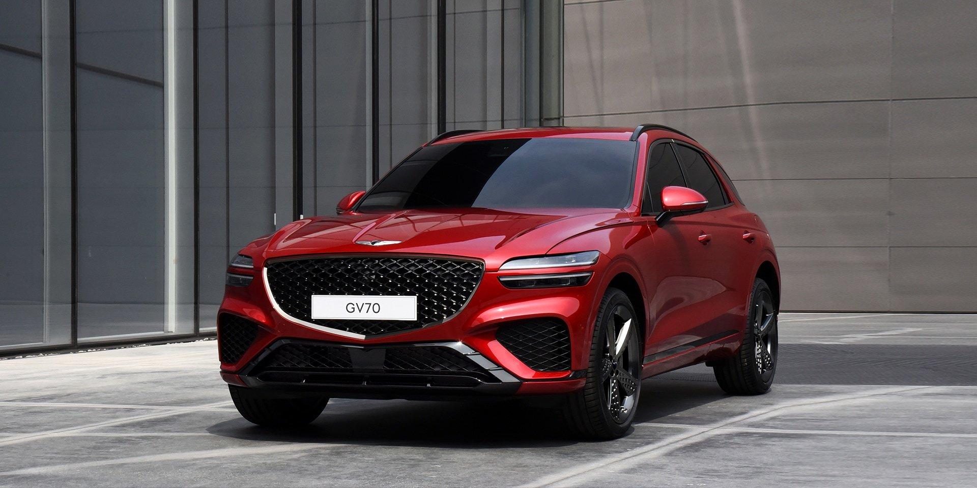 Genesis GV70 2021