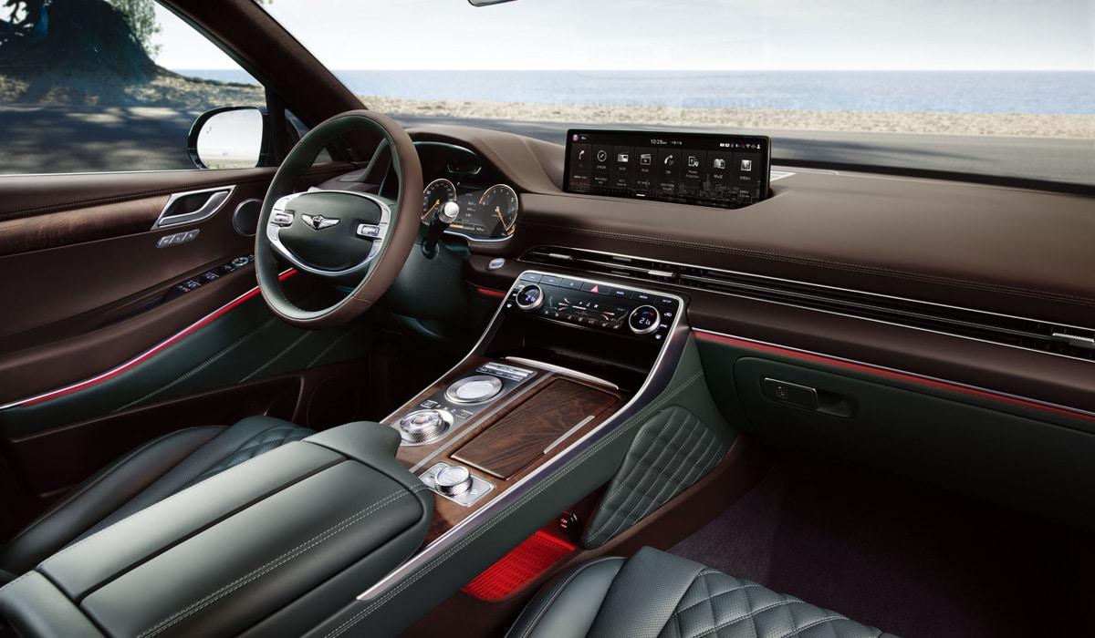 Genesis GV80 2020 Interior