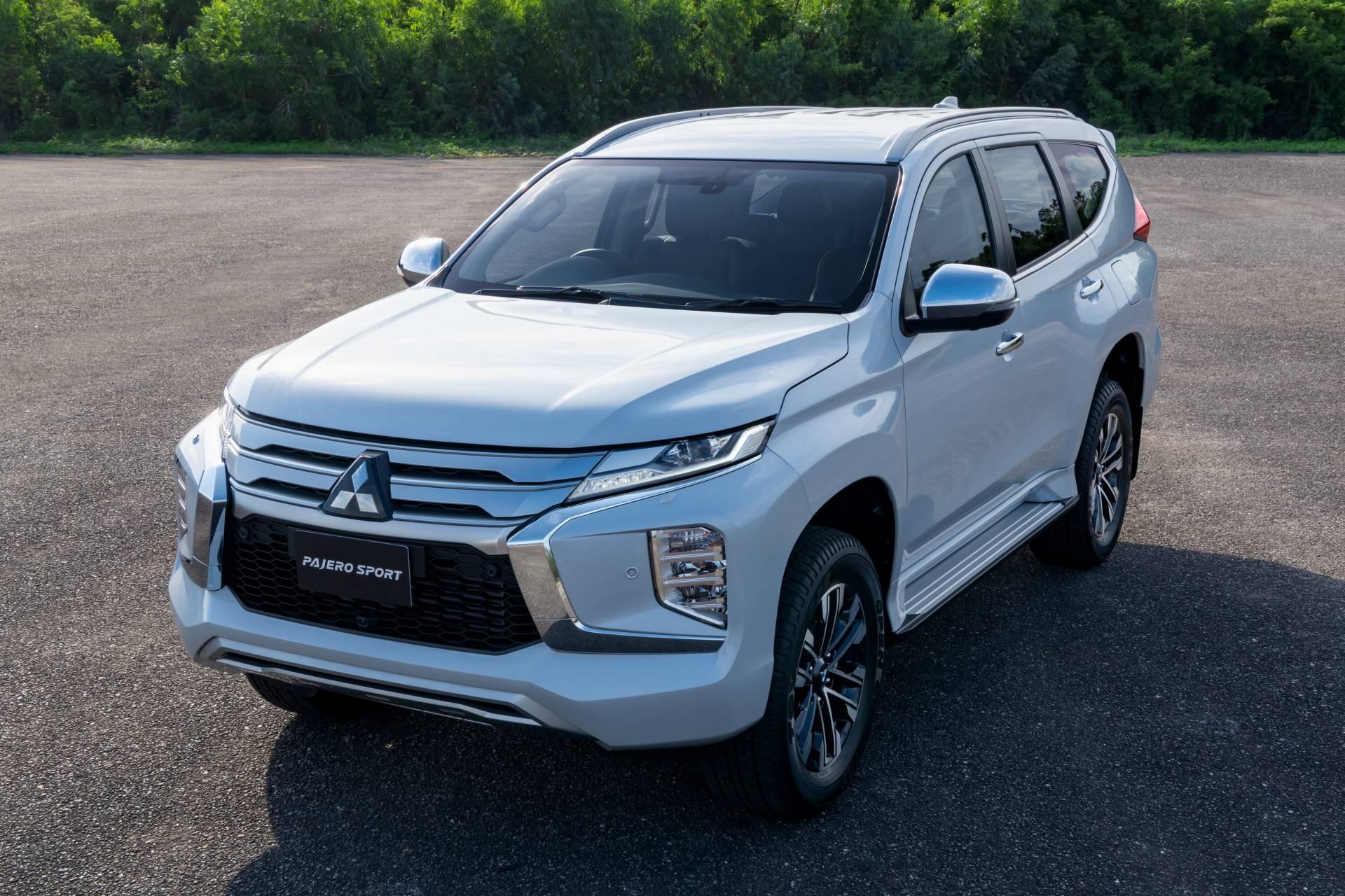Mitsubishi Pajero Sport 2022