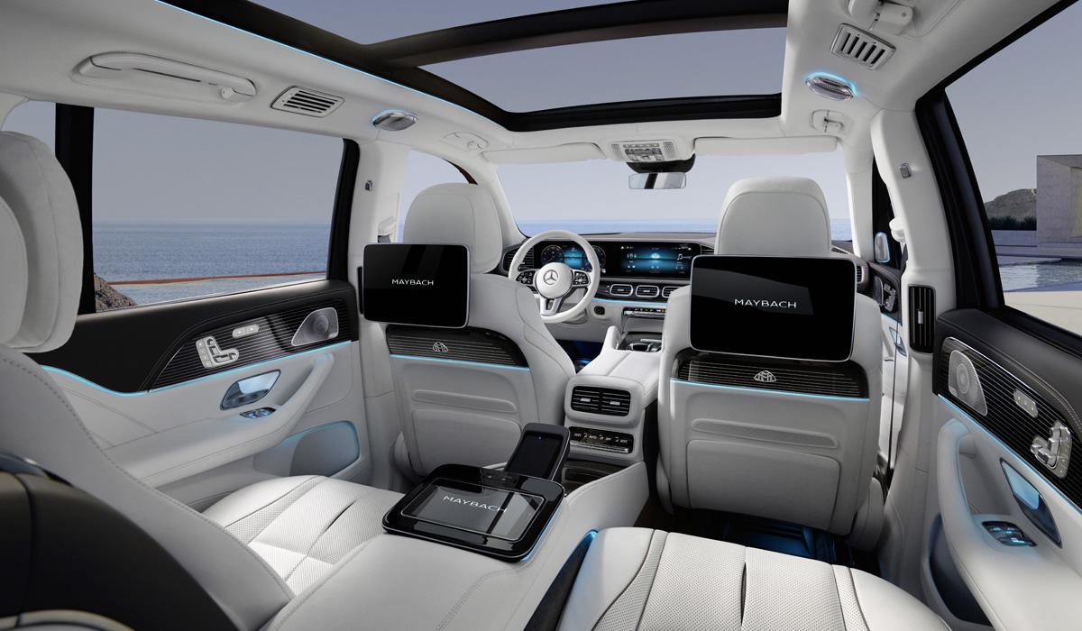 Mercedes-Maybach GLS 2020
