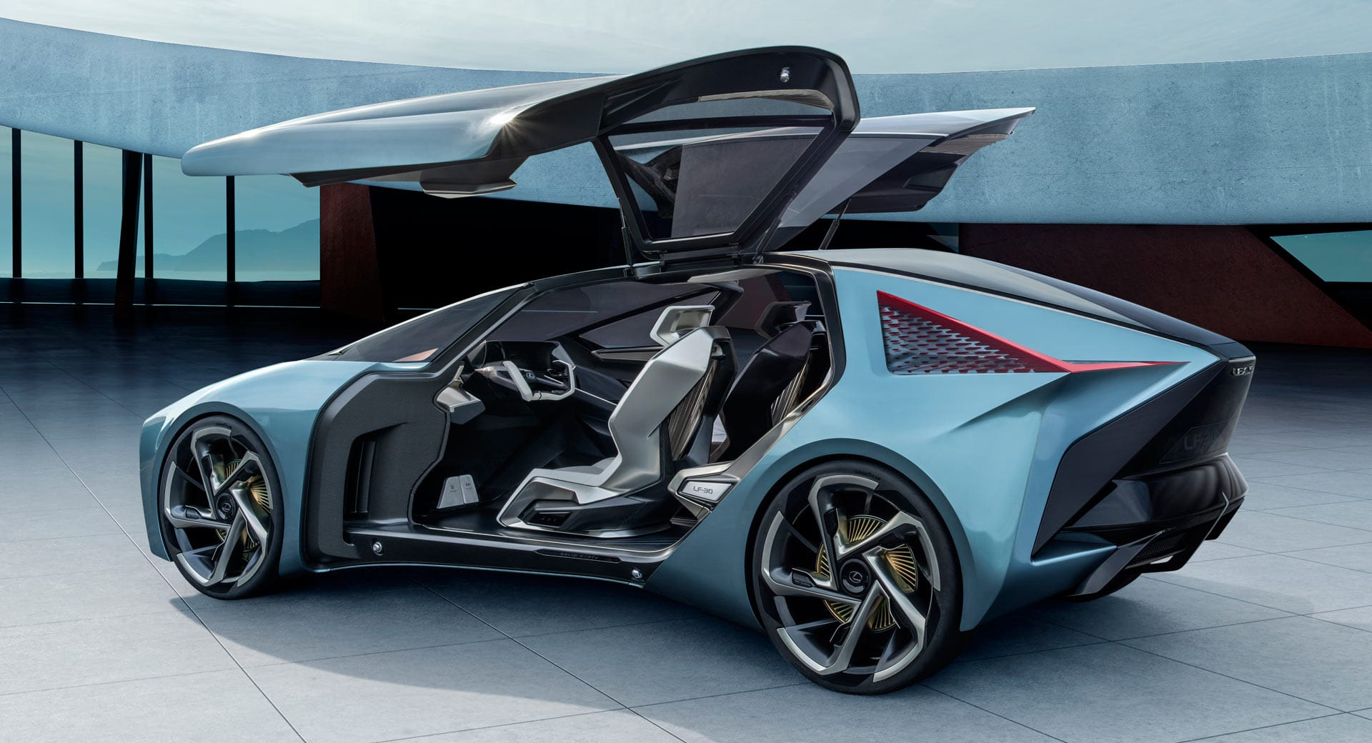 Lexus Ev