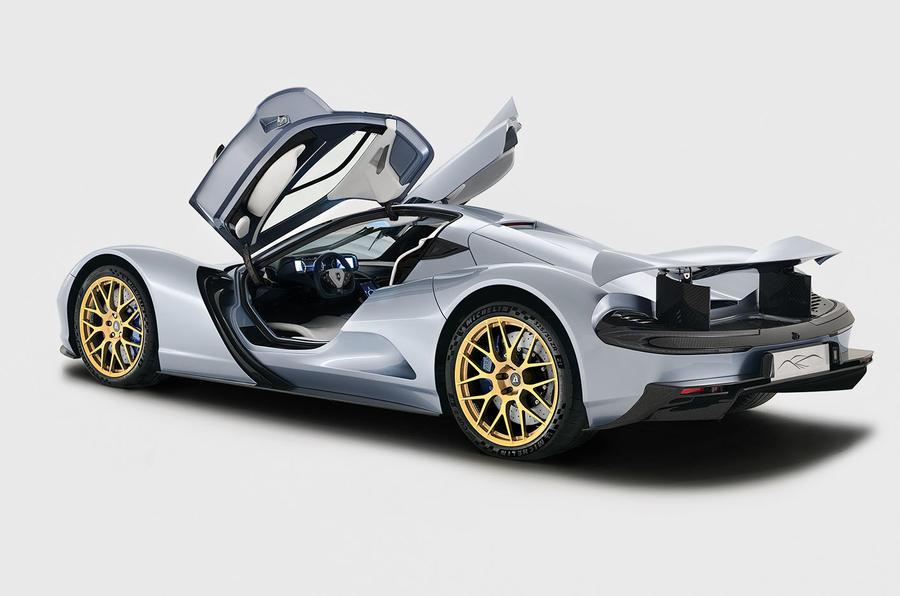 ВЯпонии создан самый мощнейший серийный автомобиль вмире