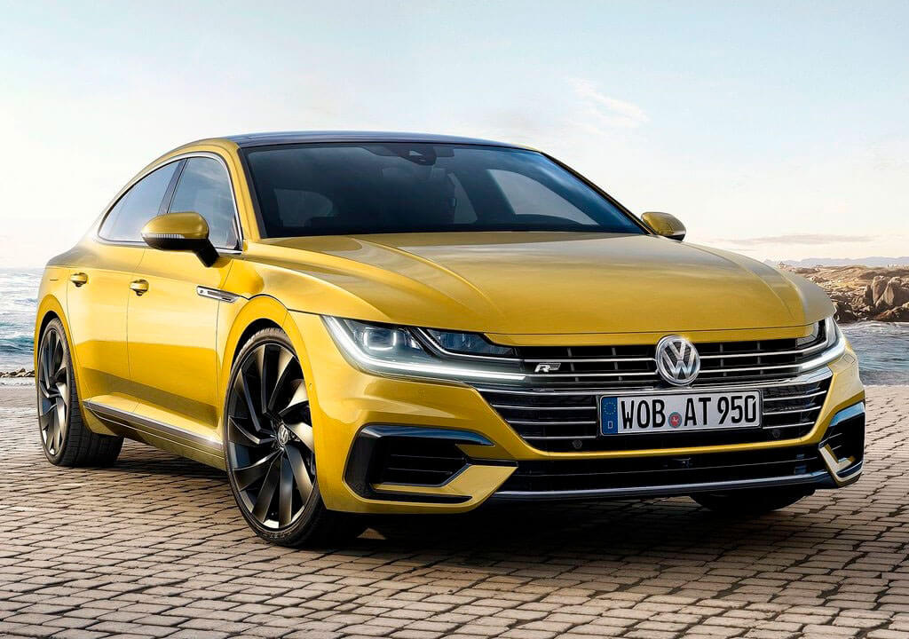Volkswagen Arteon 2020