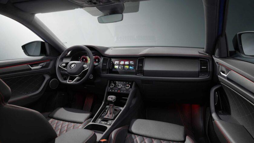 Skoda Kodiaq RS 2021