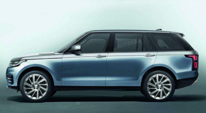 Range Rover Sport 2022