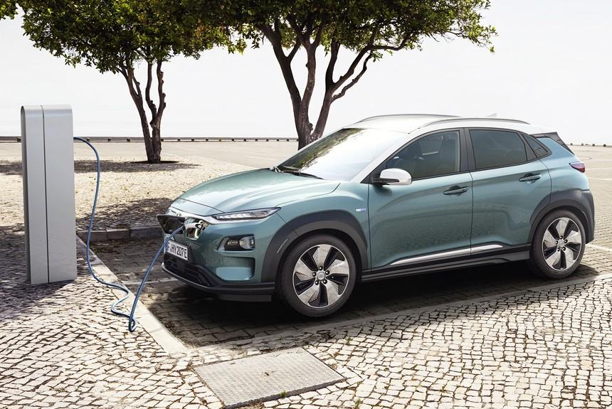 Hyundai Kona Electric 2020
