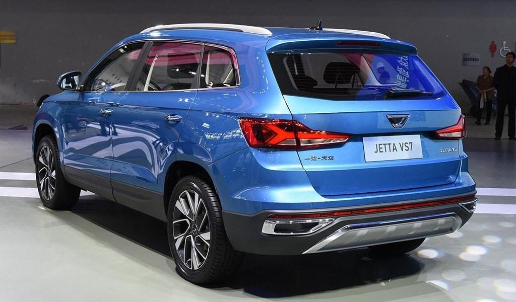 Jetta VS7 2020