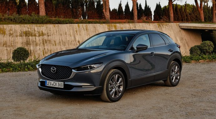 Mazda CX30 2020