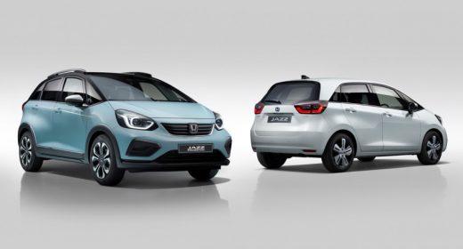 Honda Fit/Jazz 2020