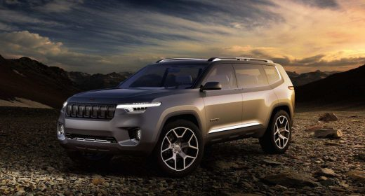Jeep Grand Wagooner 2020