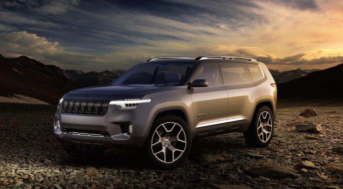 Jeep Grand Wagooner 2020