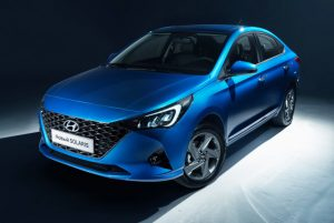 Hyundai Solaris 2022