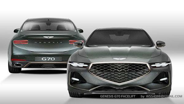 Genesis G70 2020
