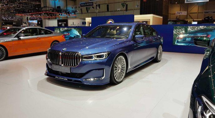 Alpina B7 2020