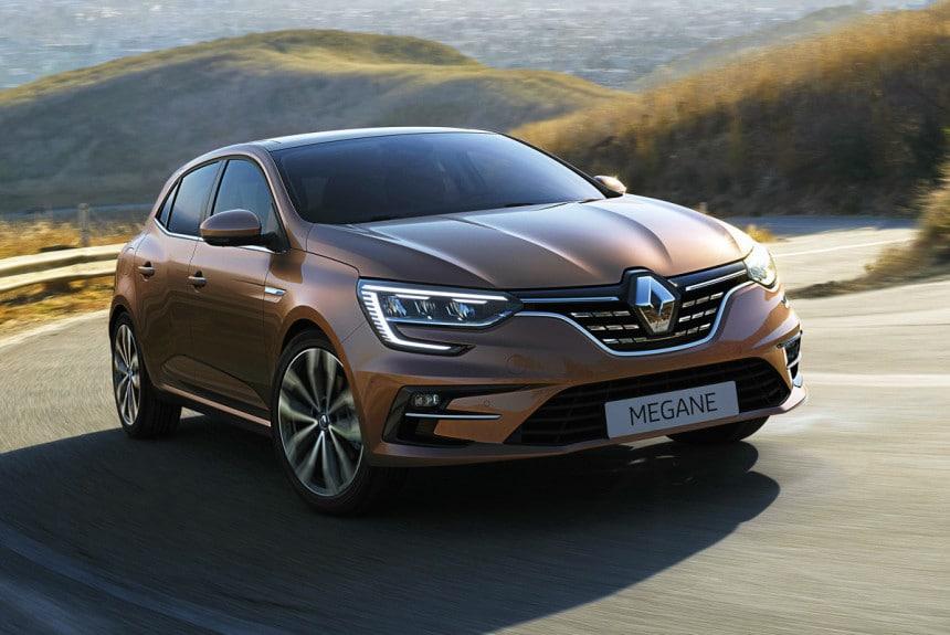 Renault Megan 2020