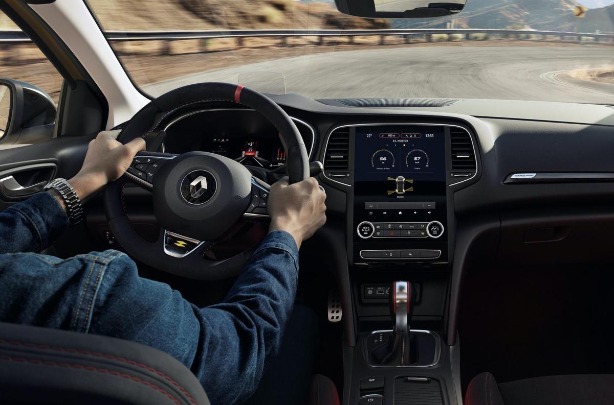 Renault Megan RS 2020