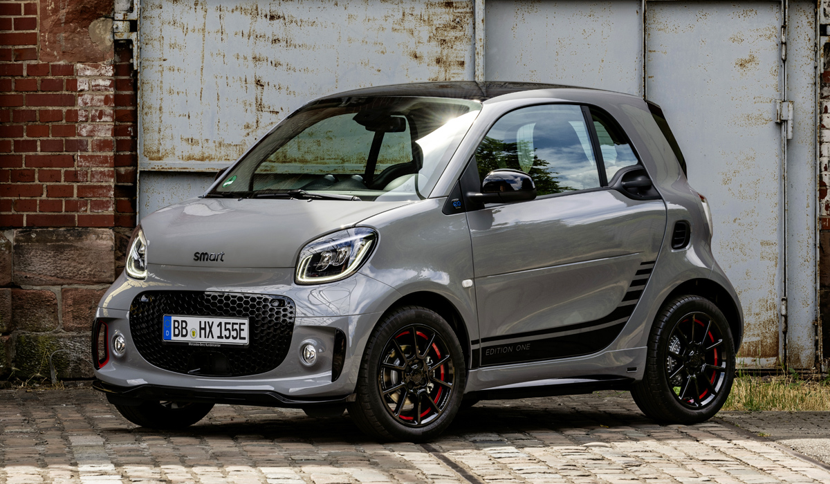 Smart Fortwo 2020