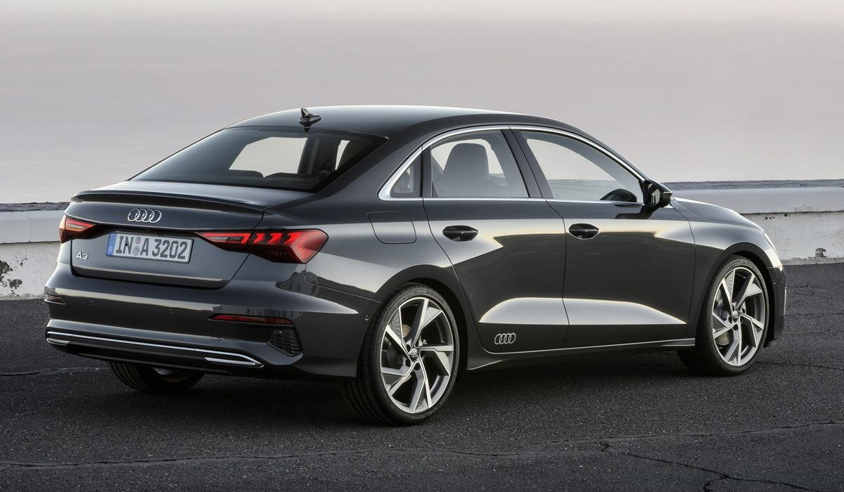 Audi A3 2020 Седан