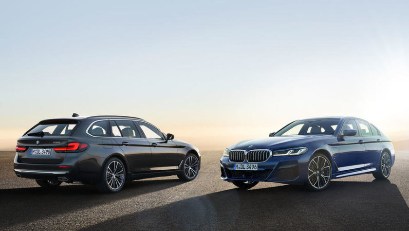 BMW 5 Series 2020 G30
