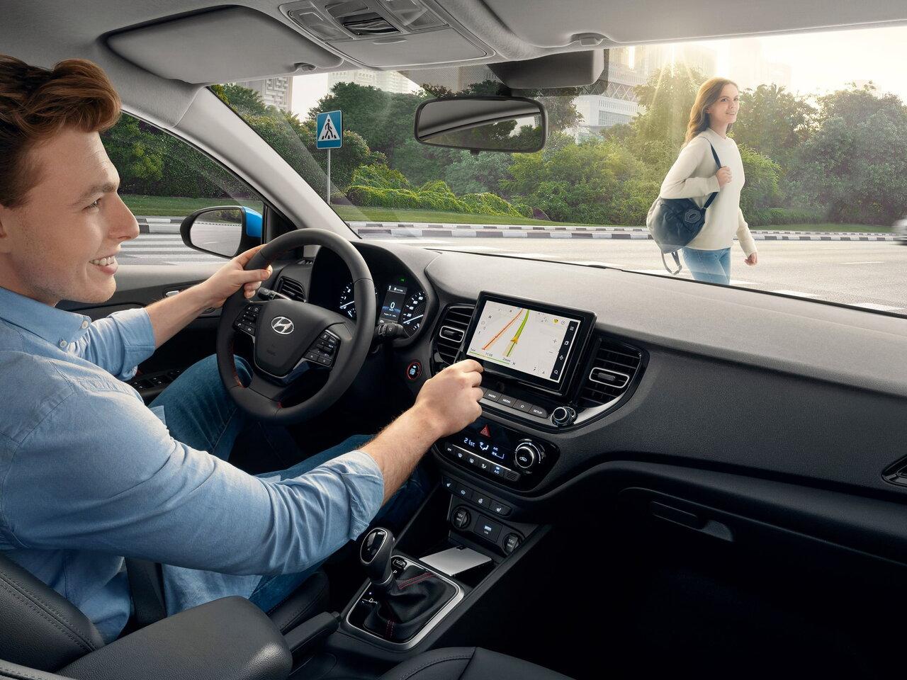 Hyundai Solaris 2020