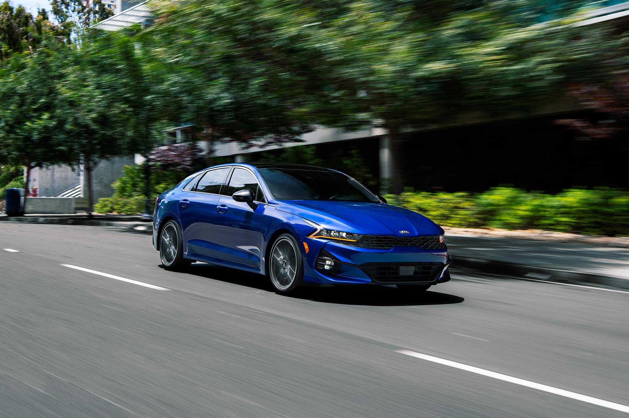 Kia Optima 2021 (K5) GT